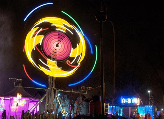 Momentum Wheel
